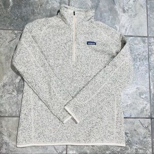 Patagonia Better Sweater 3/4 Pullover Woman's XL